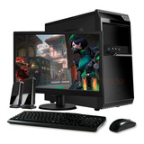 Pc Gamer Escritorio Completa Amd Computadora Cpu Nueva Ssd