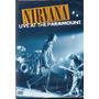 Dvd Nirvana Live At The Paramount  Lacrado Original