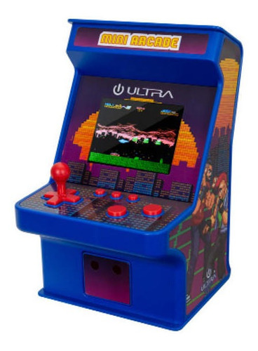 Consola Retro Mini Arcade Portatil Ultra