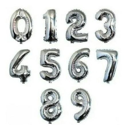 Globos Números