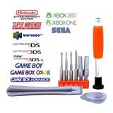 Kit De Desarmadores Para Consolas De Videojuegos