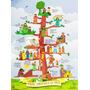 Árvore Genealógica Poster Cartaz Painel Quadro Decorativo Original