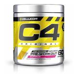 C4 Cellucor 60 Servicios Pre Workout (pre Entreno)