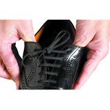 Cordones Elásticos Para Zapato De Caballero, Negro O Café