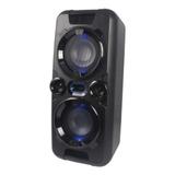 Parlante Winco W240 Portátil Con Bluetooth Negro 220v