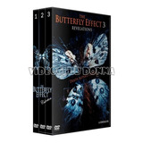 The Butterfly Effect El Efecto Mariposa 123 Saga Dvd Colecci