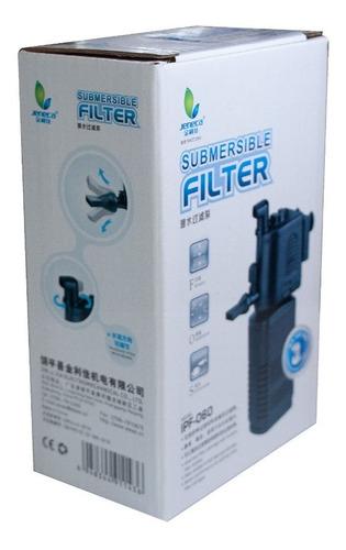 Filtro Interno Con Motor 500 Litros | Acuario Pecera