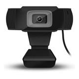 1080p Hd Webcam Usb Portátil Cámara Clip Pc Web