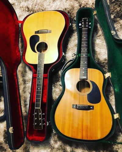Guitarra Acustica Sigma D-10 Anniversary Vintage Japan