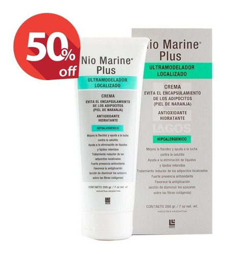 Nio Marine  Plus Anticelulitis