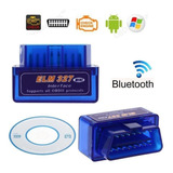 Escaner Automotor Obd2 Elm327 Bluetooth Multimarca Tecnopedido Auto