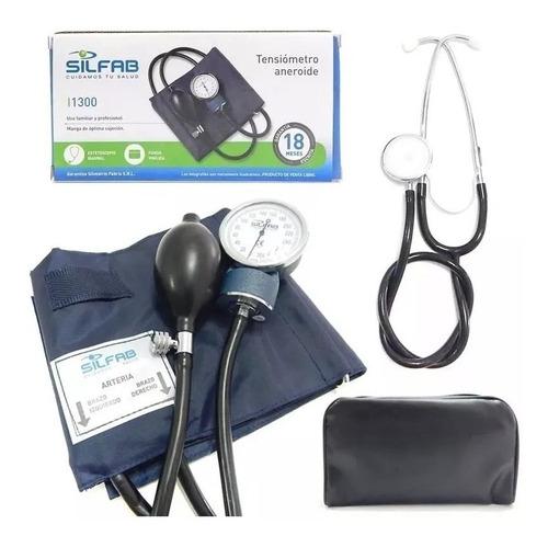 Tensiometro Silfab Aneroide Profesional Con Garantia