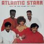 Lp - Atlantic Starr - All In The Name Of Love 1987 /encarte Original