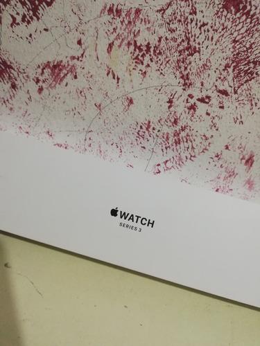 Apple Watch Serie 3 42mm Inmaculado