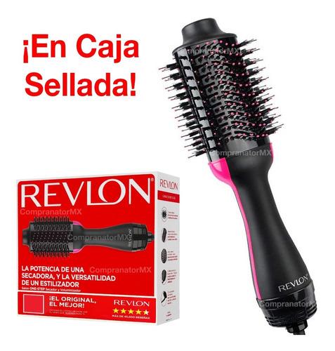 Cepillo Secador Revlon Salon One Step Pro Oval Voluminizador