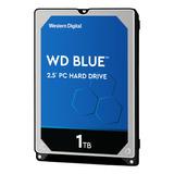 Disco Duro Interno Western Digital  Wd10jpvx 1tb Azul