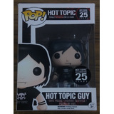 Hot Topic Guy. Celebrating 25 Years. Pop. Nuevo