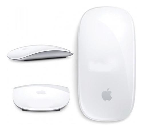 Apple Magic 2 Ratón Inalámbrico Táctil Plateado