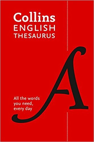 Collins English Thesaurus (7th.edition)