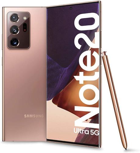 Samsung Note 20 Ultra 512gb 256gb Nuevos