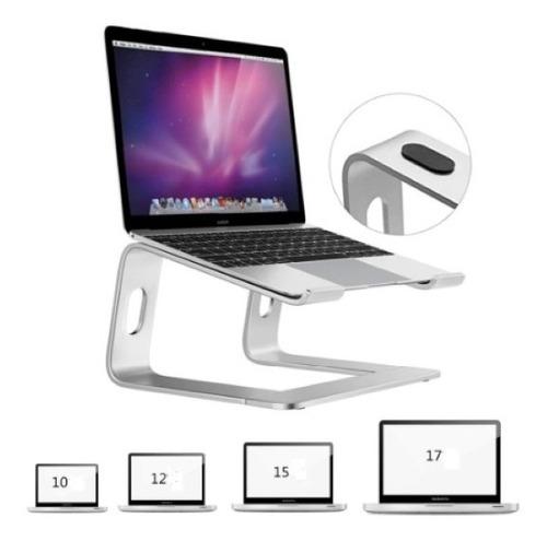 Soporte Stand Para Notebook O Laptop - Aluminio - 13 A 17''