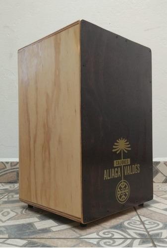 Cajón Peruano Fabricación Nacional 100% Artesanal