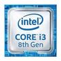 Processador Gamer Intel Core I3-8100 Bx80684i38100 De 4 Núcleos E 3.6ghz De Frequência Com Gráfica Integrada Original