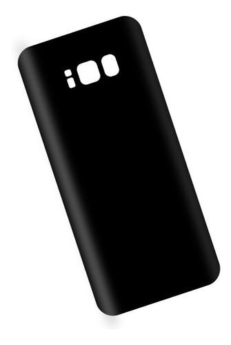 Tapa Trasera S8 Plus Back Glass Compatible Con Samsung