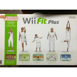 Wii Fit Plus + Workout Mat