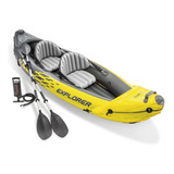 Kayak Inflable 2 Personas 68307