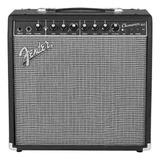 Amplificador Fender Champion Series 40 Combo 40w Negro Y Plata 220v