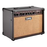Amplificador Laney La Series La30d Para Guitarra De 30w Color Marrón/crema 220v - 240v