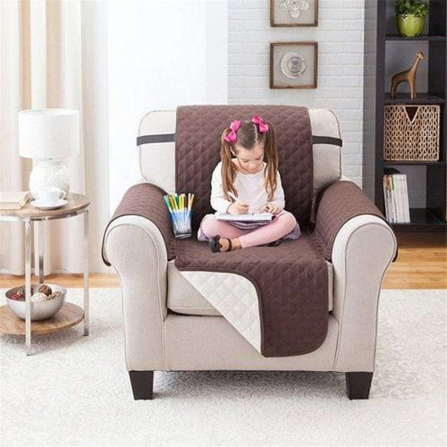 Protector Sofa 1 Puesto Forro Muebles Para Mascotas Perro