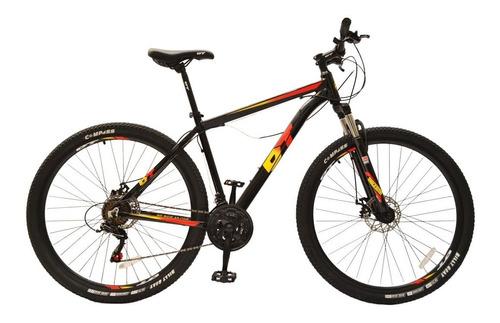 Bicicleta De Montaña Dtfly Max 27.5 Shimano Freno De Disco