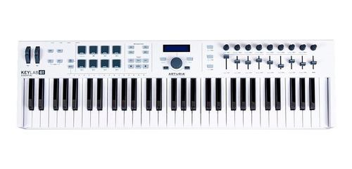 Arturia Keylab Essential 61 Controlador Midi Sensitivo
