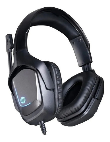 Auricular Gamer Hp H220 Ps4 Xbox One Microfono Luces Led Pc
