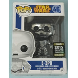 E-3po. Star Wars. #46. 2015 Galactic Convention Excl. Pop.