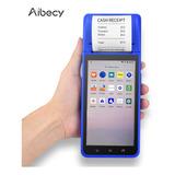 Aibecy Pda Smart Pos Terminal De Recibo Impresora
