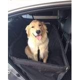 Capa Inteira/ Protetora Carros - Com Cinto De Segurança G