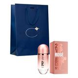 Perfume Locion 212 Vip Rose 80ml Impor - mL a $1125