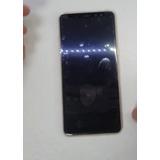 Pantalla Lcd Completa Samsung Galaxy A8 Plus Somos Tienda