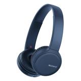 Audífonos Inalámbricos Sony Wh-ch510 Azul