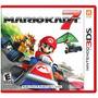 Mario Kart 7 Nintendo 3ds Novo Mídia Física Lacrado C/  Original