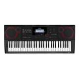 Teclado Musical Casio Alta Gama Ct-x3000 61 Teclas Preto