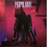 Vinilo Pearl Jam Ten Nuevo Sellado
