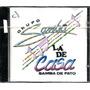 Cd / Grupo Samba Lá De Casa (1995) Samba De Fato - (lacrado) Original