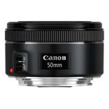 Lente Canon Ef 50mm F/1.8 Stm Diginet
