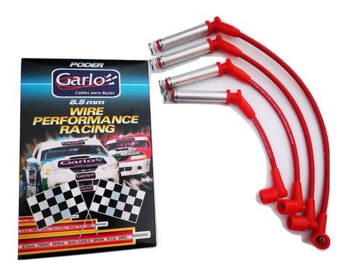 Cables De Bujias Garlo Race 8.5mm Chevy Corsa Tornado Meriva