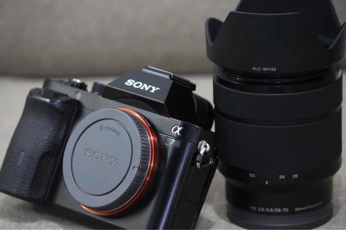 Sony A7 28-70 Mm 14705 Disparos