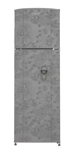 Refrigerador Top Mount Acros Dos Puertas 191 L Plateado